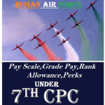Indian Air force Pay scale| Salary| Air force Grade Pay| Air force Rank| Air force Allowance| Air force Perks|Air force Benefits Under 7th Pay Commission