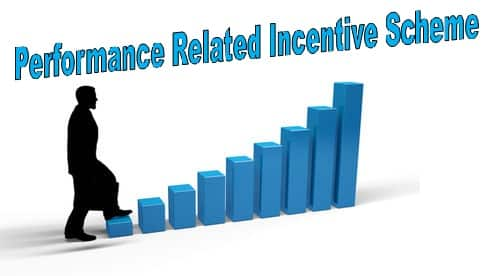 Performance Related Incentive Scheme PRIS